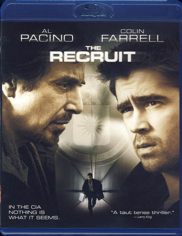 The Recruit (Blu-ray) BLU-RAY Movie