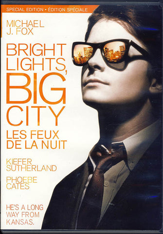Bright Lights, Big City - Special Edition (MGM) (Bilingual) DVD Movie