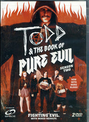 Todd & the Book of Pure Evil - The Complete Second (2) Season (Boxset)