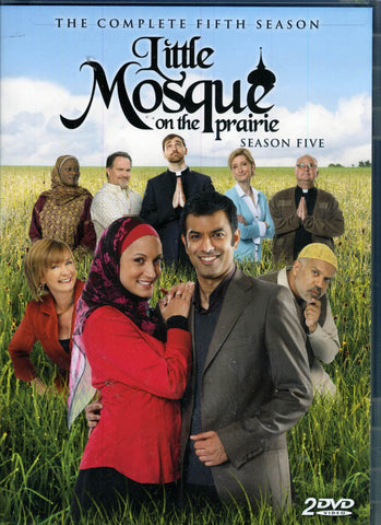 Little Mosque on the Prairie - Season 5 DVD Movie
