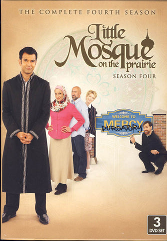 Little Mosque on the Prairie - Season 4 (Boxset) DVD Movie
