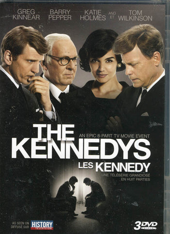 The Kennedys - Miniseries (Bilingual) DVD Movie