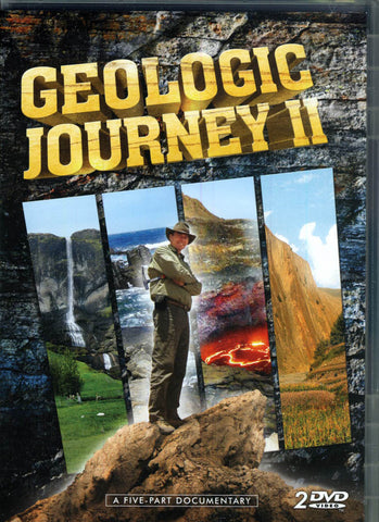Geologic Journey 2 DVD Movie
