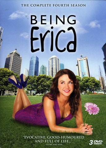 Being Erica - Season 4 (Boxset) DVD Movie