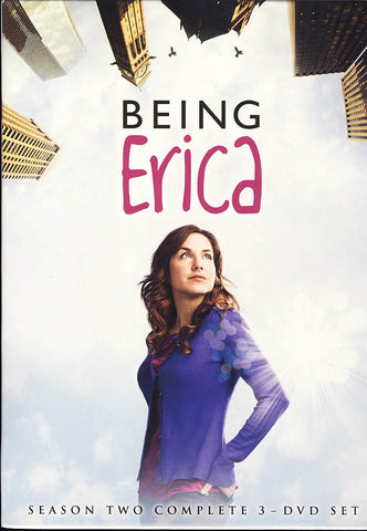 Being Erica - Season 2 (Boxset) DVD Movie