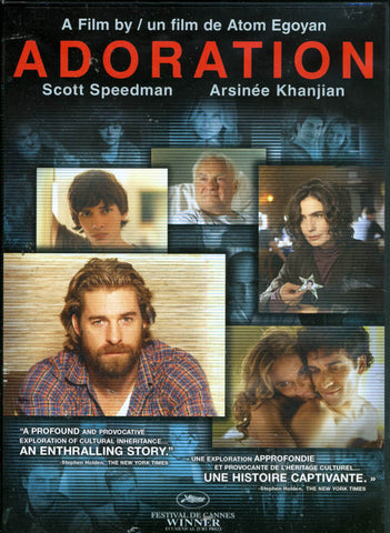 Adoration (E1) (Bilingual) DVD Movie
