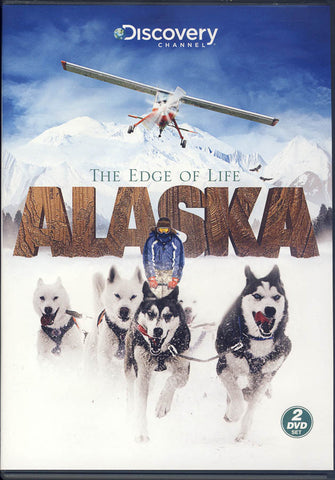Alaska - The Edge of Life DVD Movie
