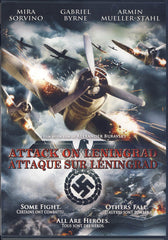 Attack on Leningrad (Attaque sur Leningrad)(Bilingual)