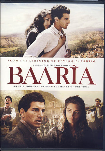 Baaria DVD Movie