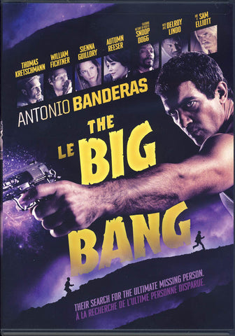 The Big Bang (Bilingual) DVD Movie
