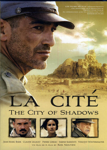 La Cite (The City of Shadows) (Bilingual) DVD Movie