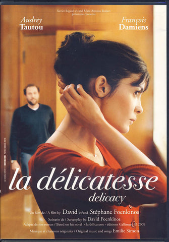La Delicatesse (Delicacy) (Bilingual) DVD Movie