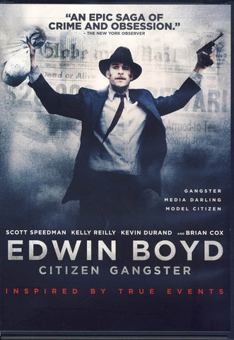 Edwin Boyd Citizen Gangster DVD Movie