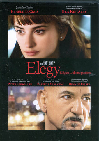 Elegy (E1) (Bilingual) DVD Movie
