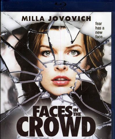 Faces In The Crowd (Blu-Ray) BLU-RAY Movie