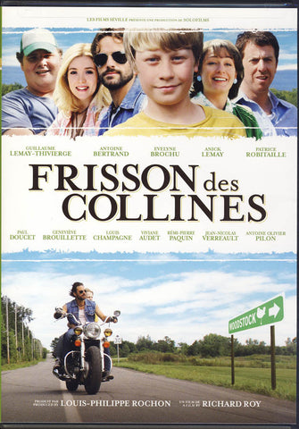 Frisson Des Collines(bilingual) DVD Movie