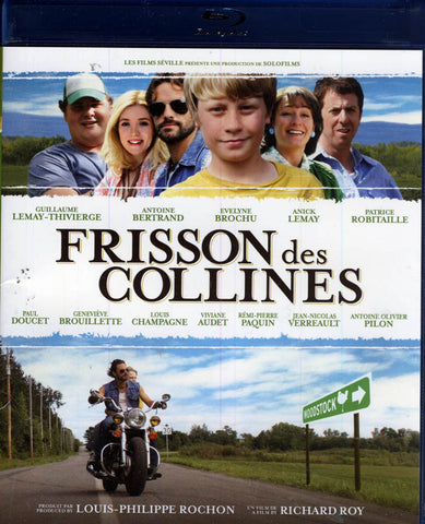 Frisson Des Collines (Blu-ray) BLU-RAY Movie