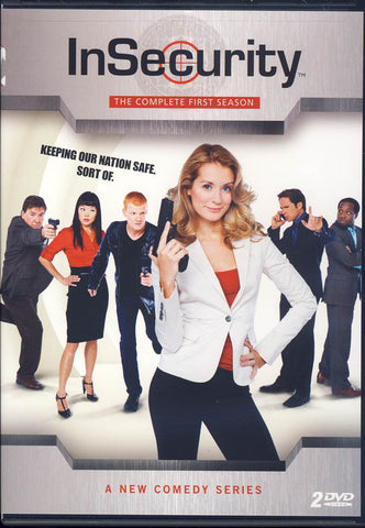 InSecurity - Season 1 DVD Movie