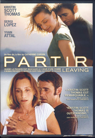 Partir (Leaving) DVD Movie