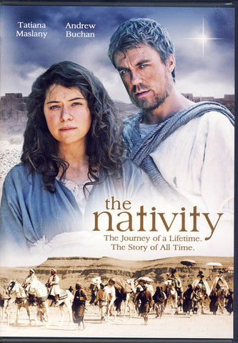 Nativity - The Journey of a Lifetime, The Story of All time DVD Movie