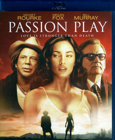 Passion Play (Blu-Ray) BLU-RAY Movie