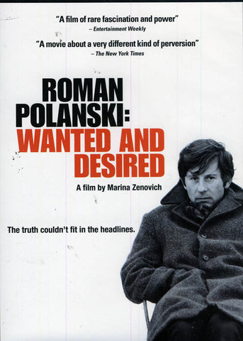 Roman Polanski - Wanted and Desired DVD Movie