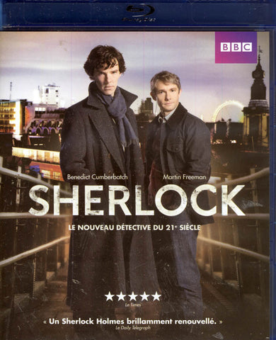 Sherlock Saison 1 (French Only) (Blu-ray) BLU-RAY Movie