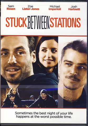 Stuck Between Stations DVD Movie