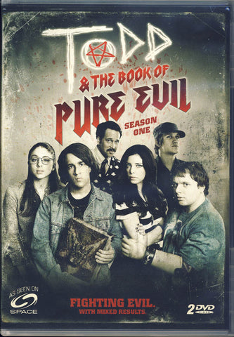 Todd & The Book of Pure Evil - The Complete First Season (Boxset) DVD Movie