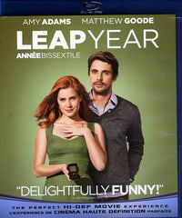 Leap Year (Annee Bissextile) (Blu-ray) (Bilingual)
