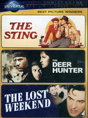 The Sting / The Deer Hunter / The Lost Weekend