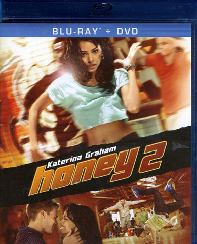 Honey 2 (Blu-ray + DVD + digital Copy) (Bilingual) (Blu-ray) BLU-RAY Movie