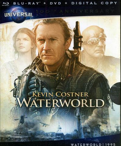 Waterworld (Blu-ray + DVD + Digital Copy) (Bilingual) (Blu-ray) BLU-RAY Movie
