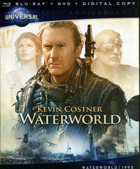 Waterworld (Blu-ray + DVD + Digital Copy) (Bilingual) (Blu-ray)