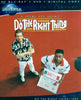 Do the Right Thing (Blu-ray + DVD + Digital Copy) (Blu-ray) BLU-RAY Movie