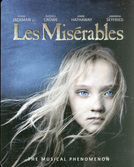 Les Miserables (Limited Edition SteelBook) (Blu-ray + DVD + Digital Copy) (Blu-ray)