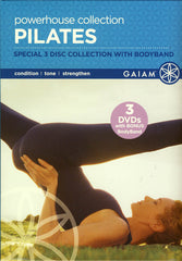 Pilates Powerhouse Collection (Pilates Powerhouse Workout / Easy Pilates / Cardio Pilates) (Boxset)