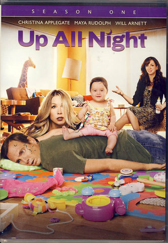 Up All Night - Season One DVD Movie