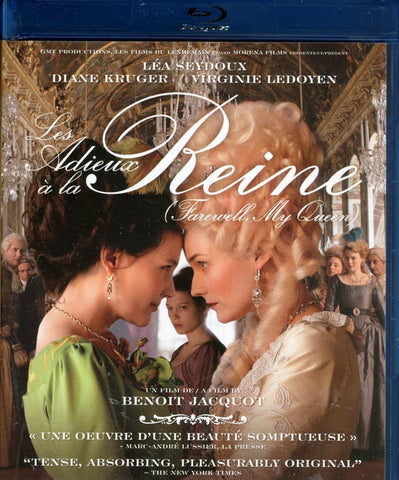 Les Adieux A La Reine (Farewell My Queen)(Bilingual) (Blu-ray) BLU-RAY Movie