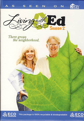 Living with Ed - Season 2 DVD Movie