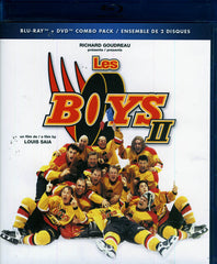 Les Boys II (Version francaise) (Blu-ray + DVD) (Blu-ray)