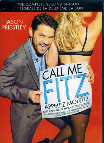 Call Me Fitz - Season 2 (Appelez Moi Fitz - Saison 2) (Bilingual) DVD Movie