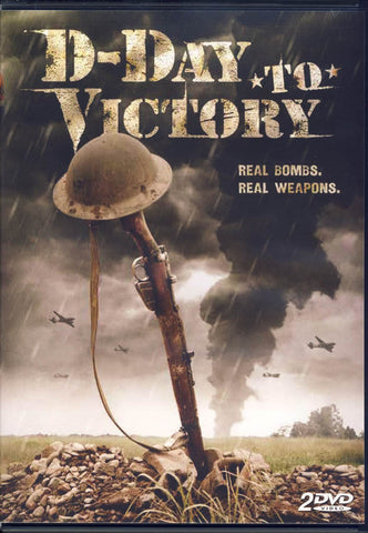 D-Day to Victory DVD Movie