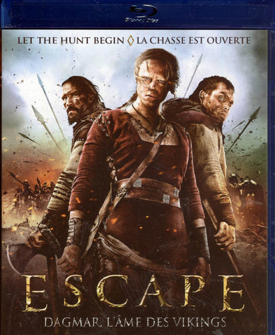 Escape (Flukt) (Dagmar, L'Ame Des Vikings) (Blu-ray) BLU-RAY Movie