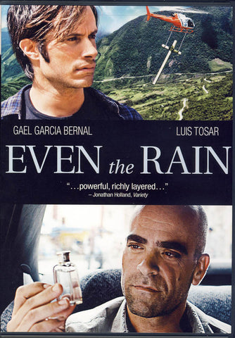 Even the Rain DVD Movie