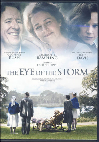 Eye of the Storm DVD Movie
