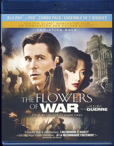 The Flowers Of War (Les fleurs de la guerre) (Two-Disc Blu-ray/DVD Combo) (Blu-ray) BLU-RAY Movie
