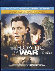 The Flowers Of War (Les fleurs de la guerre) (Two-Disc Blu-ray/DVD Combo) (Blu-ray)