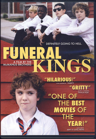 Funeral Kings DVD Movie