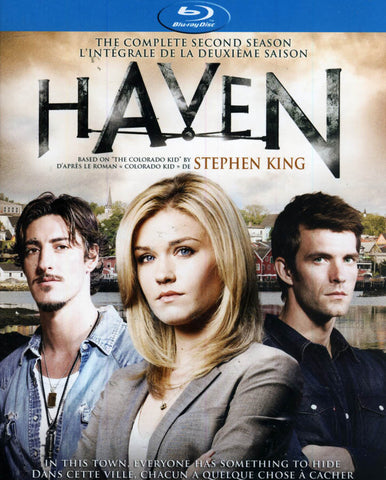 Haven - The Complete Second Season (bilingual)(Blu-ray) BLU-RAY Movie